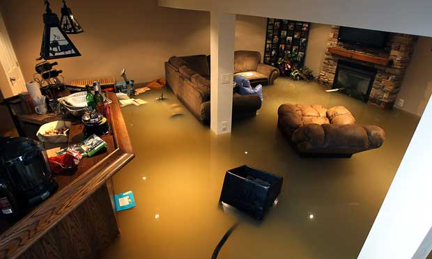 Emergency Flood & Basement Water Damage Restoration
